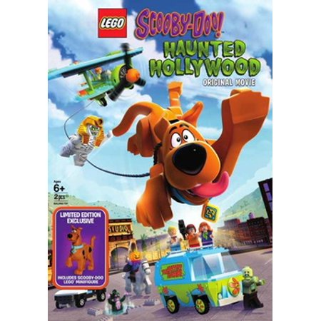 Lego Scooby: Haunted Hollywood (DVD) - History Channel Haunted History Halloween Dvd