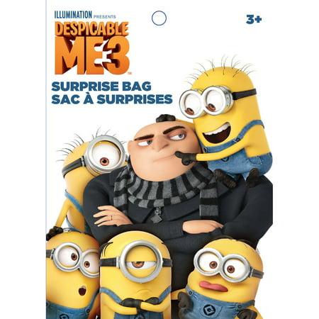 Despicable Me 3 Surprise Bag Party Favor - Despicable Me Party Bags