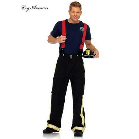 Fireman Costume For Adults (Men's Fireman Costume)