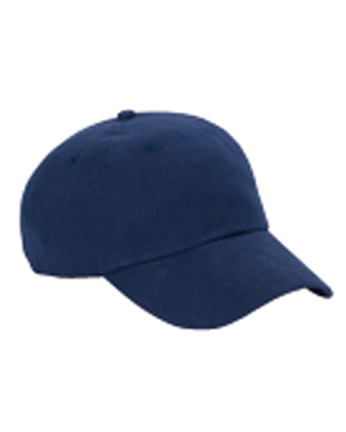 b33a7a7a471d82 Big Accessories BX005 6-Panel Washed Twill Low-Profile Cap - Navy - One Size  - Walmart.com
