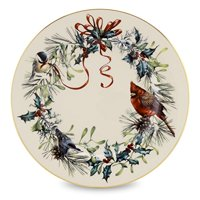 Lenox Winter Greet Dinnerware Salad Plate
