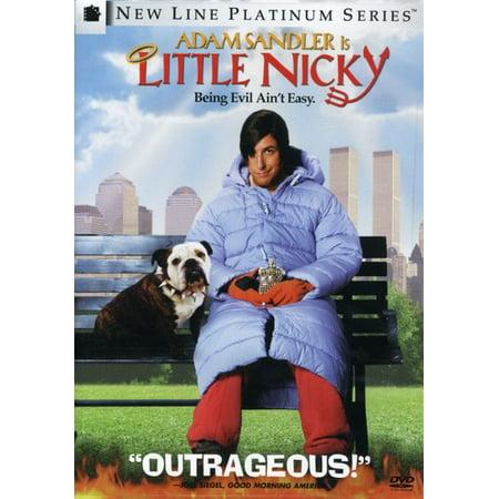 - Little Nicky (DVD)