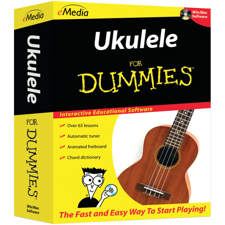 eMedia Music FD10161 Ukulele for Dummies by Emedia Music