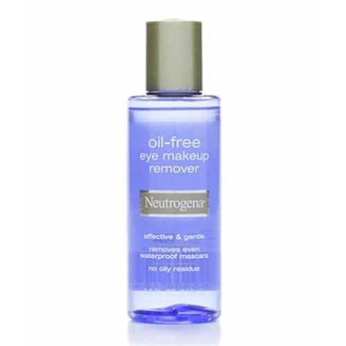 Neutrogena Oil Free Eye Makeup Remover 3.8 Oz (Pack Of 4) - Walmart.com