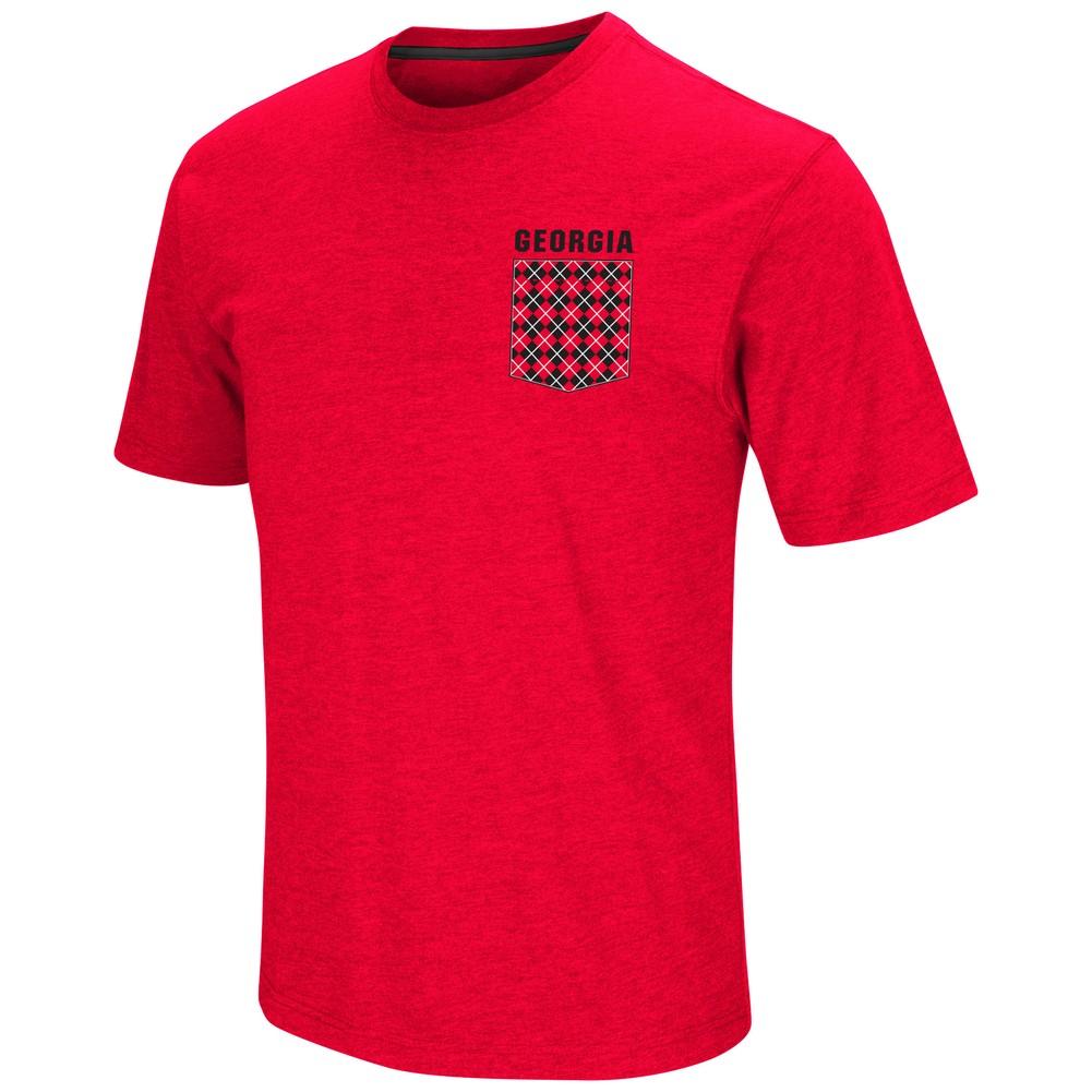 Georgia Bulldogs UGA T-Shirt Men's Short Sleeve Tee