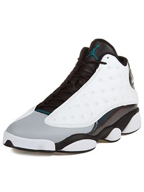 purchase cheap 5158f 32875 Product Image Men s Air Jordan 13 Retro White Tropical Teal-Black-Wolf Grey