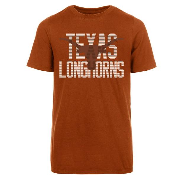 Details about  /Texas Longhorns Impulse Youth Crewneck T-Shirt