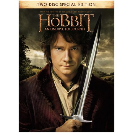 The Hobbit: An Unexpected Journey (DVD)](The Habbit 2)