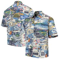 a2f7ac61 Product Image New York Yankees Reyn Spooner Scenic Button-Down Shirt - White
