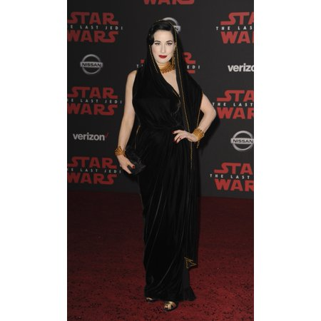 Dita Von Teese At Arrivals For Star Wars The Last Jedi Premiere Shrine Auditorium Los Angeles Ca December 9 2017 Photo By Elizabeth GoodenoughEverett Collection Celebrity - Dita Von Teese Halloween