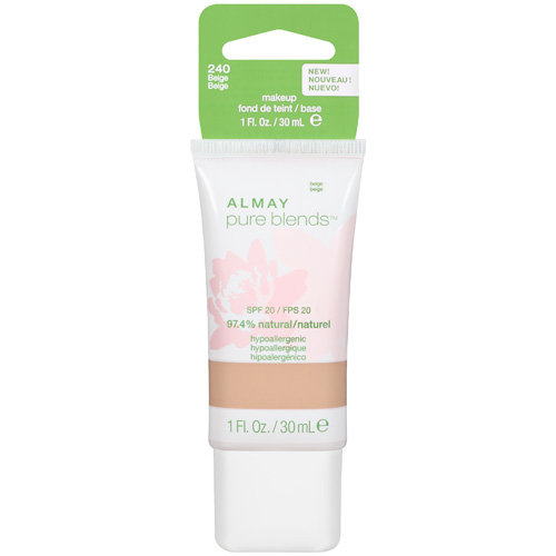 Almay Pure Blends Makeup, 240 Beige