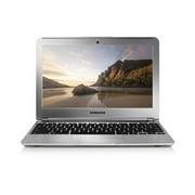 "Samsung Chromebook XE303C12-A01US Laptop Computer Chromebook, 1.70 GHz Samsung Exynos, 2GB DDR3 RAM, 16GB SSD Hard Drive, Chrome, 11"" Screen (Refurbished)"