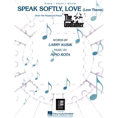 Speak Softly Love (Love Theme) from