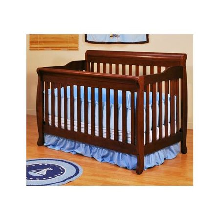 Afg Baby Furniture Alice 4 In 1 Convertible Crib With Mattress