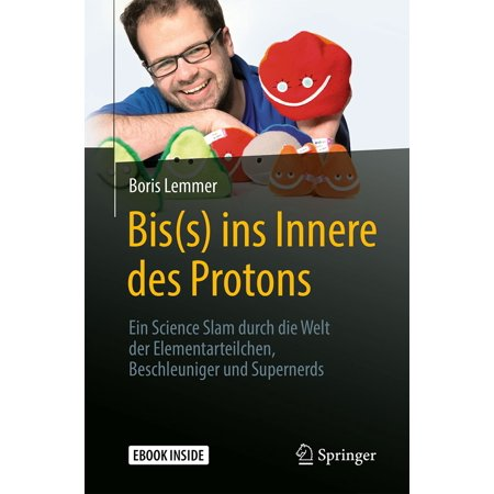 Bis(s) ins Innere des Protons - eBook