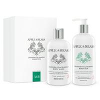 Apple & Bears - Grapefruit & Seaweed Gift Set
