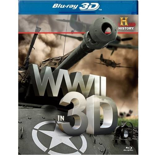 WWII (3D + Blu-ray)