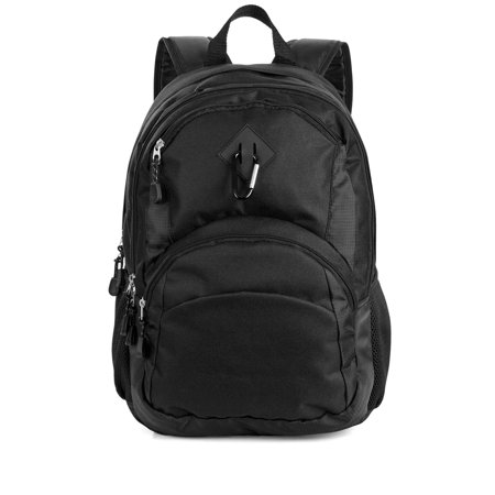 Wonder Nation Black Backpack