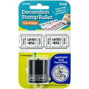 Decoration Stamp Roller-Tickets
