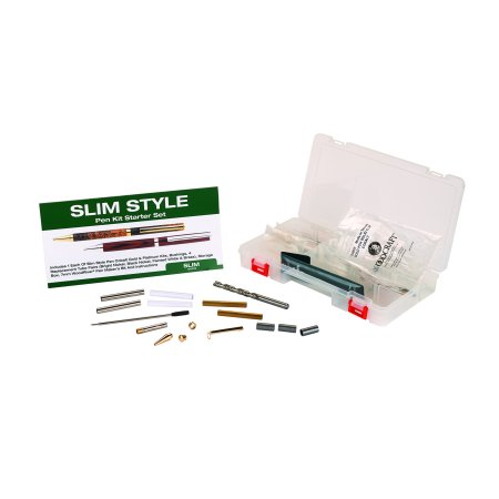 - 7mm Slimline Starter Pen Kits Sets