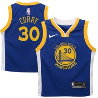 Stephen Curry Golden State Warriors Nike Preschool Replica Jersey Blue - Icon Edition