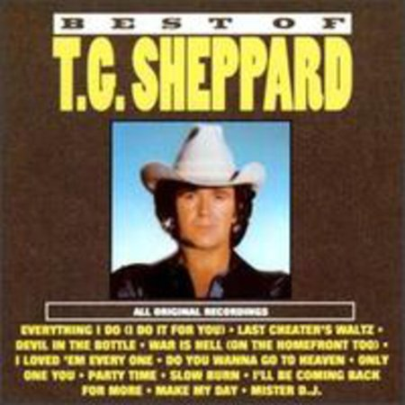 Best of T.G. Sheppard (CD)