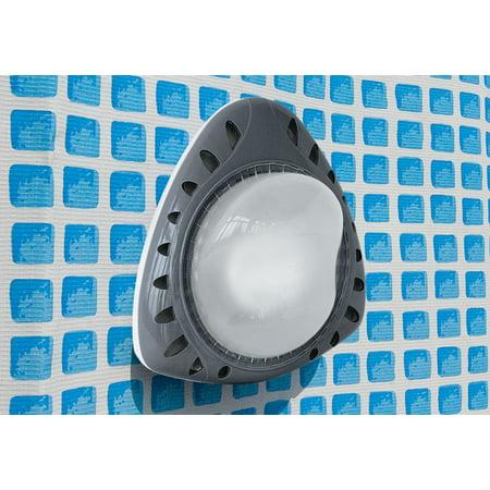 Intex Magnetic LED Pool Light (Pool Lights Walmart)