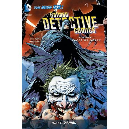 Batman: Detective Comics Vol. 1: Faces of Death (The New