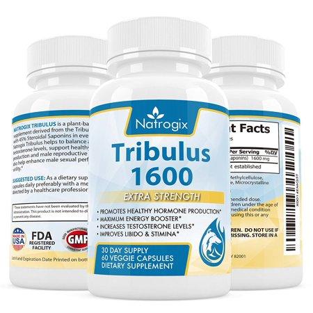 Tribulus Extrait 1600mg - 180