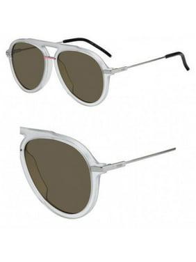 Sunglasses Fendi Ff M 11 /S 0900 Crystal / 70 brown lens