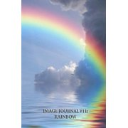 Image Journal #11: Rainbow (Blank Pages): 200 Page Journal