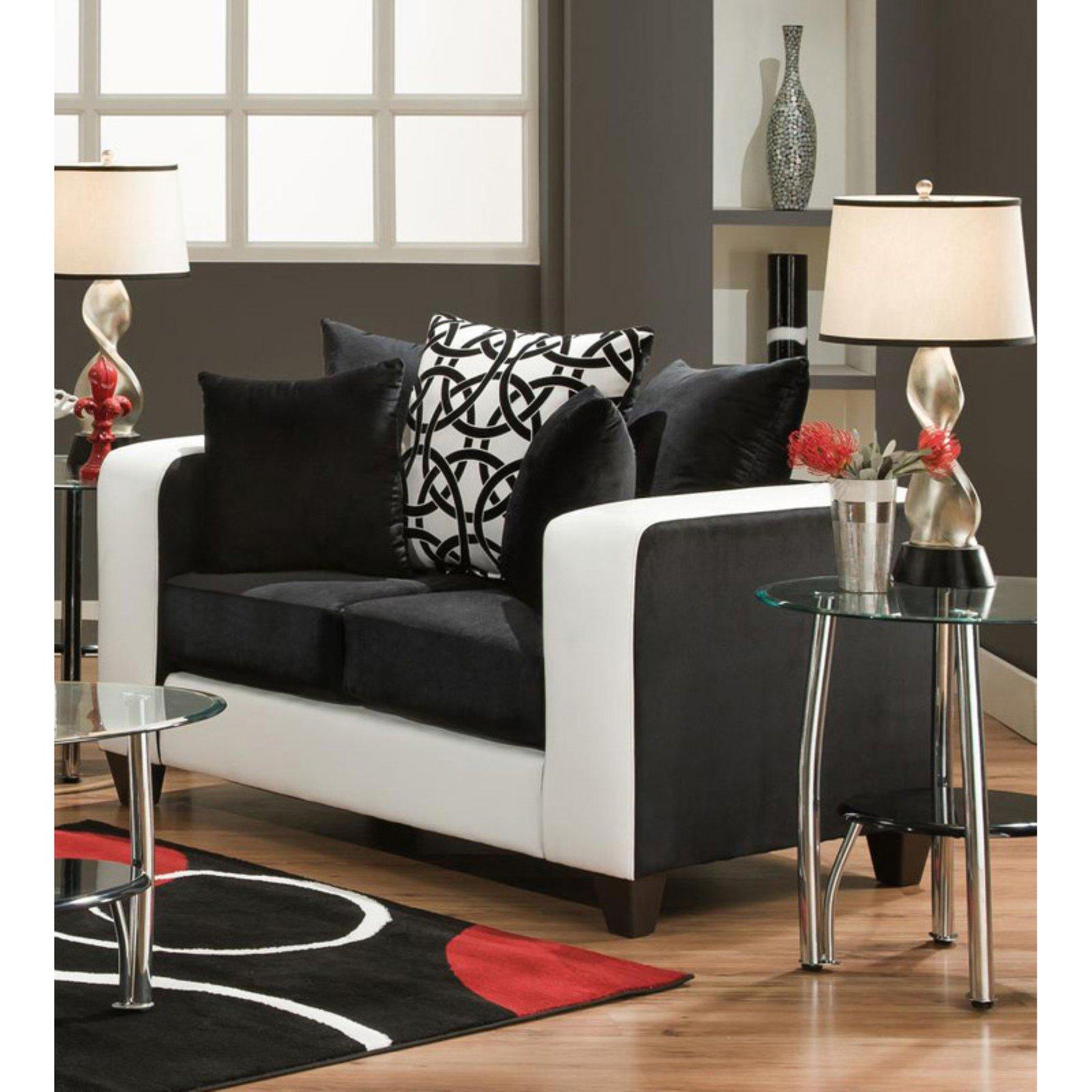 Chelsea Home Furniture Emboss Loveseat