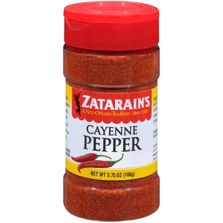 (2 pack) Zatarain's Cayenne Pepper, 3.75 oz ()