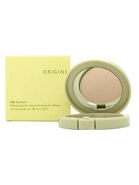 origins silk screen refining powder makeup, tender, .38 oz