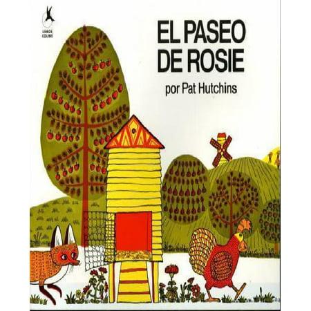 El Paseo de Rosie (Rosie's Walk) By Pat Hutchins - image 1 of 1