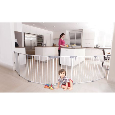 Dreambaby Royale Converta 3 In 1 Playard   Wide Barrier Gate