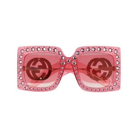 Gucci Fashion Inspired GG0145S Sunglasses 001 Pink