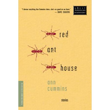 Red Ant House Paperback (Best Way To Kill Fire Ants In The House)