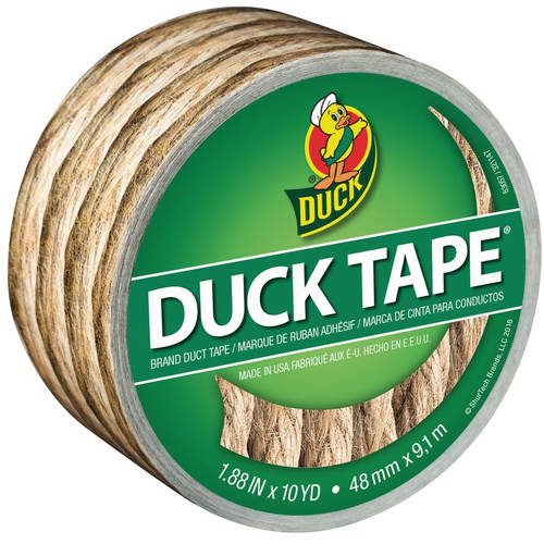 "Color Duck Tape Brand Duct Tape, Rope, 1.88"" x 10 yd"