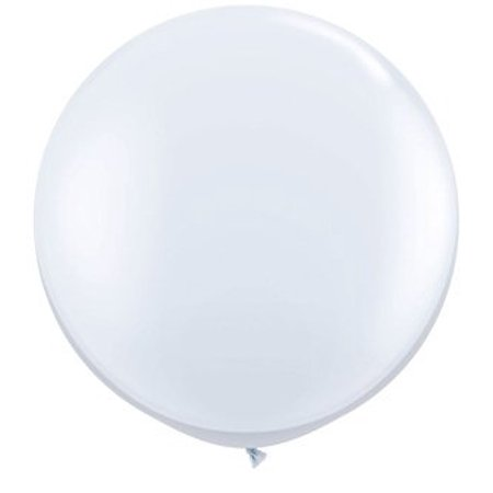 Koyal Wholesale Round Latex Giant Balloon (Pack of 2), 30