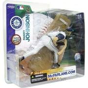 McFarlane MLB Sports Picks Series 7 Randy Johnson Action Figure [White Jersey Variant]