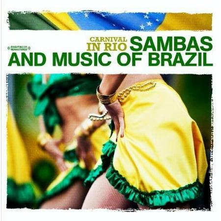 Carnival in Rio - Sambas and Music of Brazil (CD)](Carnival Music)