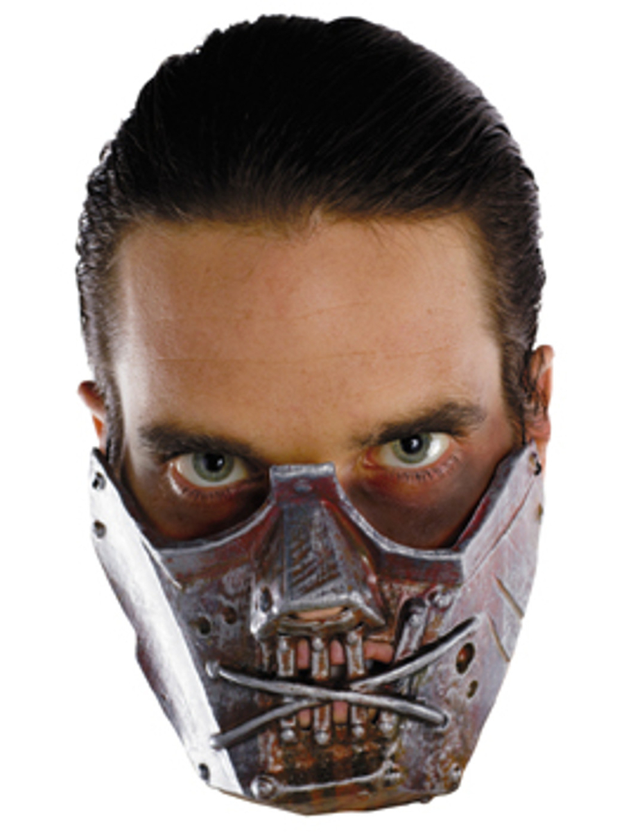 New Silence Of The Lambs Hannibal Lecter Crazy Cannibal Costume Mask Walmart Com Walmart Com This original creation is modeled after the film's images (the silence of the lambs). new silence of the lambs hannibal lecter crazy cannibal costume mask walmart com