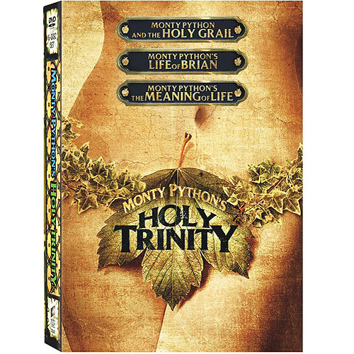 Monty Python Holy Trinity (Monty Python and the Holy Grail   Monty Python's Life of Brian   Monty Python's The... by