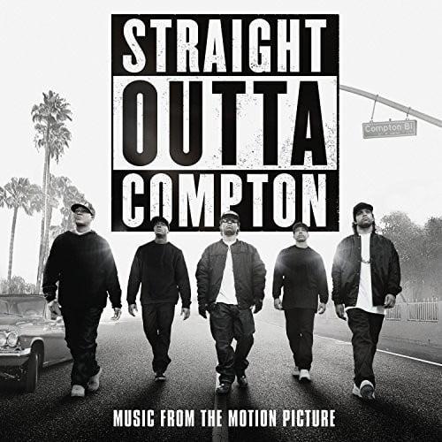 Straight Outta Compton Soundtrack (CD)