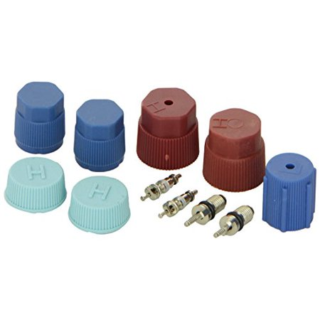 Seal System (Four Seasons 26783 Cap & Valve Air Conditioning System Seal)
