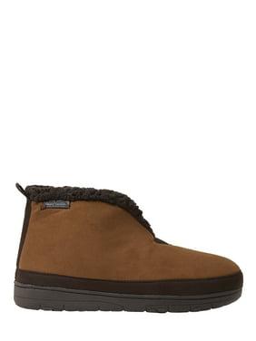 Dearfoams Mens Boot Slippers