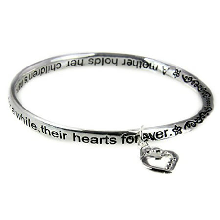 Mother Mother's Prayer Twisted Bangle Mothers Day Gift Christian - Christian Jewelry Store