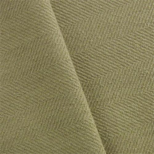 Beige Herringbone Twill Upholstery Fabric Fabric By The Yard