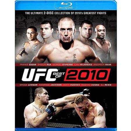 UFC: Best Of 2010 (Blu-ray) (Widescreen)